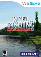 Reel Fishing Challenge II WiiWare cover (WRFE)