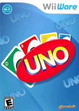 Uno WiiWare cover (WUNE)