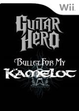 Guitar Hero III Custom:Bullet For Kamelot CUSTOM cover (XBKE52)