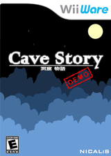 cave story how to change language 3ds