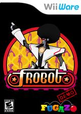 Frobot (Demo) WiiWare cover (XH3E)
