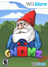 Gnomz Demo WiiWare cover (XJGE)