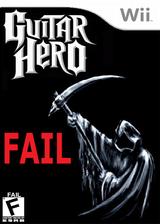 Guitar Hero III Custom:Fail Edition CUSTOM cover (RGHC20)
