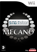 SingItStar Mecano CUSTOM cover (SGI1MC)