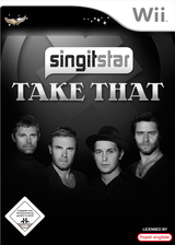 SingItStar Take That CUSTOM cover (SIS7OH)