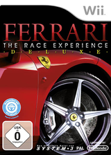 Ferrari: The Race Experience Wii cover (RJIP6M)