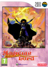Magician Lord VC-NEOGEO cover (EACP)