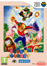 Blue's Journey VC-NEOGEO cover (EAFP)