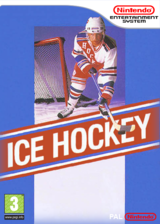 Ice Hockey VC-NES cover (FAJP)