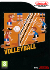Volleyball VC-NES cover (FCUP)