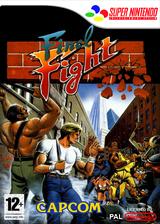 Final Fight VC-SNES cover (JA8P)