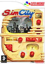 SimCity VC-SNES cover (JAFF)