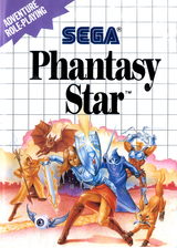 Phantasy Star VC-SMS cover (LADP)