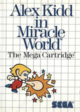 Alex Kidd in Miracle World VC-SMS cover (LAEP)