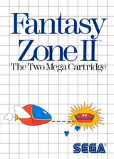 Fantasy Zone II VC-SMS cover (LALP)