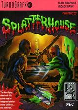 Splatterhouse VC-PCE cover (PA9P)
