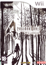 Resident Evil 4: Wii Edition Wii cover (RB4P08)