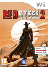 Red Steel 2 Wii cover (RD2P41)