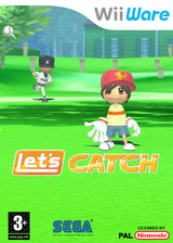 Let's Catch WiiWare cover (W2KP)