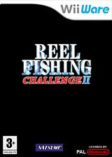 Reel Fishing Challenge II WiiWare cover (WRFP)