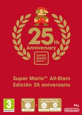 Super Mario All-Stars: Edición 25 Aniversario Wii cover (SVMP01)