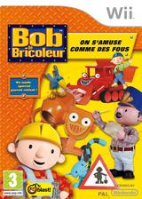 Bob le bricoleur:On s'amuse comme des fous pochette Wii (R9BPMT)