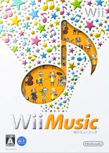 Wiiミュージック Wii cover (R64J01)