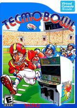 Tecmo Bowl VC-Arcade cover (E6ME)