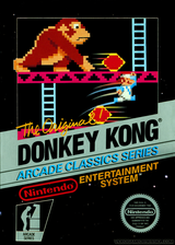 Donkey Kong VC-NES cover (FAAE)