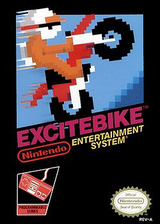 Excitebike VC-NES cover (FBCE)
