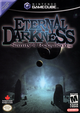 Eternal Darkness: Sanity's Requiem GameCube cover (GEDE01)