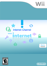Internet Channel Channel cover (HADE)
