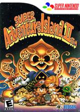 Super Adventure Island II VC-SNES cover (JD8E)