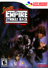 Super Star Wars: The Empire Strikes Back VC-SNES cover (JDJE)