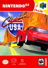 Cruis'n USA VC-N64 cover (NASE)