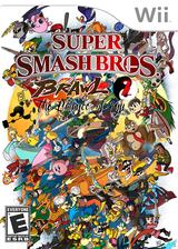Super Smash Bros. Brawl Yin Yang Edition 2: The Balance of Kyu CUSTOM cover (RSBE33)