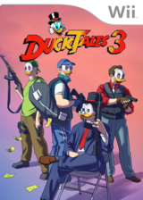 Duck Tales 3 CUSTOM cover (SMNEZU)