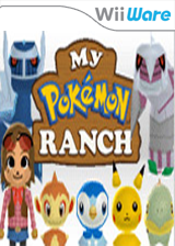 My Pokémon Ranch WiiWare cover (WBME)