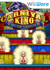 Carnival King WiiWare cover (WCRE)