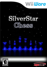 Silver Star: Chess WiiWare cover (WS3E)