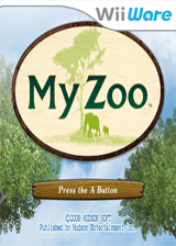 My Zoo WiiWare cover (WZHE)
