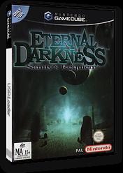 Eternal Darkness: Sanity's Requiem GameCube cover (GEDP01)