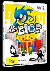 de Blob Wii cover (R6BP78)
