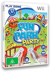 Fun Park Party Wii cover (R6FP41)