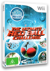 The Ultimate Red Ball Challenge Wii cover (R94XMR)