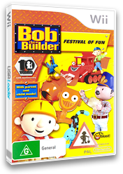 Bob the Builder: Festival of Fun Wii cover (R9BPMT)
