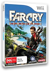 Far Cry: Vengeance Wii cover (RCVP41)