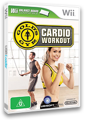 My Fitness Coach: Cardio Workout Wii cover (REKP41)