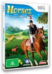 Pippa Funnell: Ranch Rescue Wii cover (RHZP41)