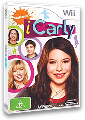 iCarly Wii cover (RL5P52)